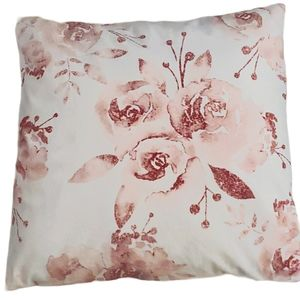 """💜2/$24💜 Throw pillow case micro suede 18"""" square"""